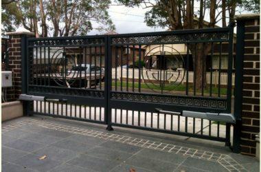 Czym konserwować bramę wjazdową