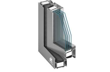 Czy okna aluminiowe są ciepłe