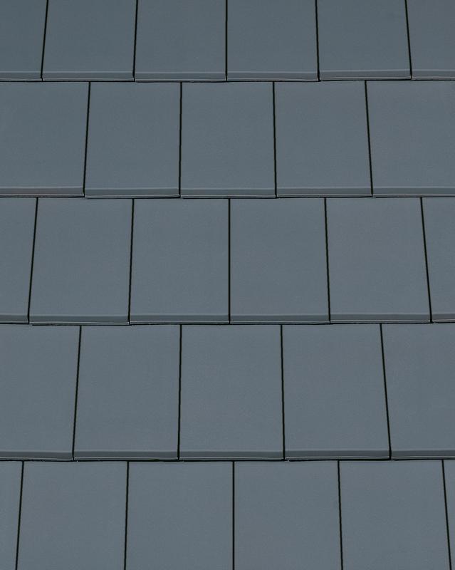 Dachówka ceramiczna w kolorze grafitowym
