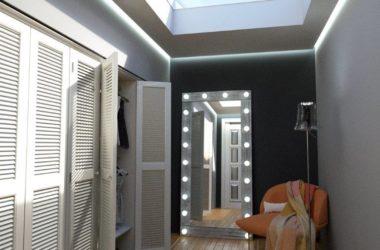 Jakimi oknami doświetlić dom-kostkę z płaskim dachem?