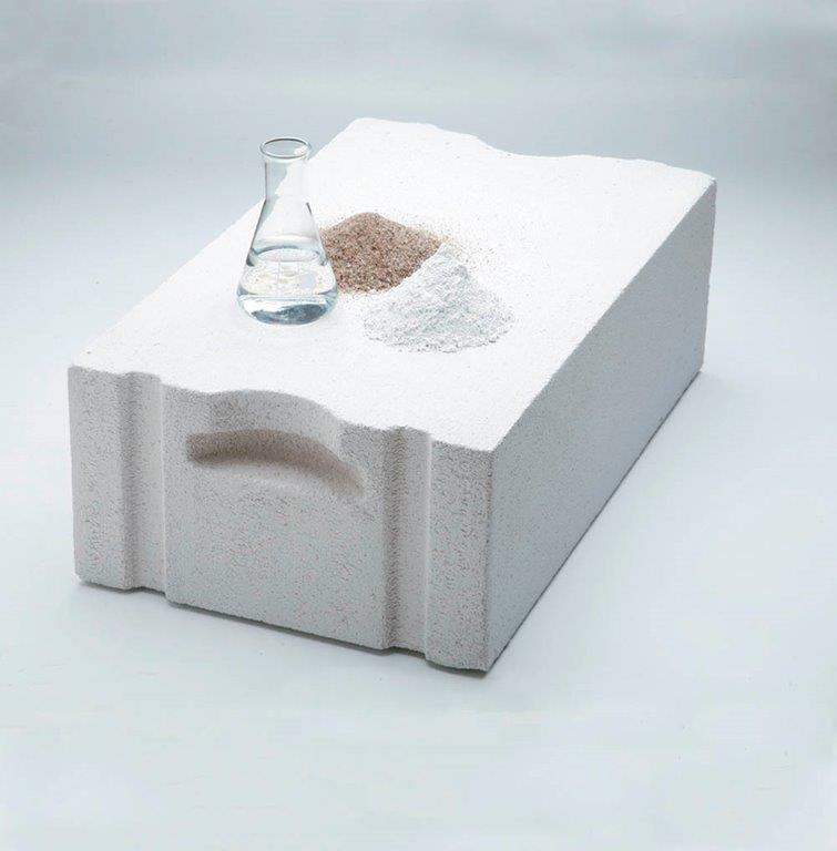 Bloczek z betonu komórkowego