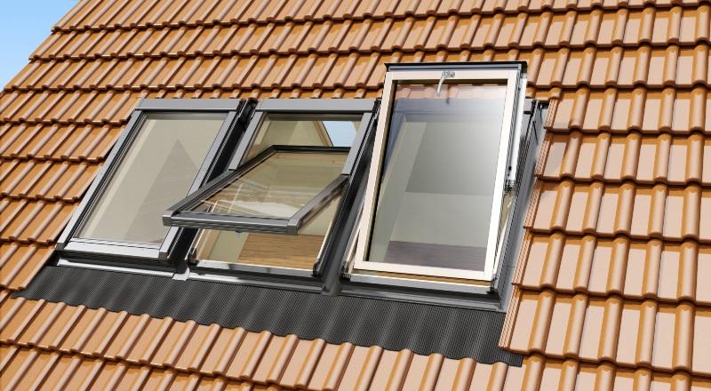 Wygodne okna dachowe Okpol