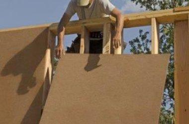 Jak przyspieszyć budowanie – drewniane i drewnopochodne płyty prefabrykowane
