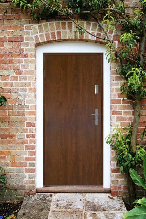 Pełne drzwi wejściowe Kypros