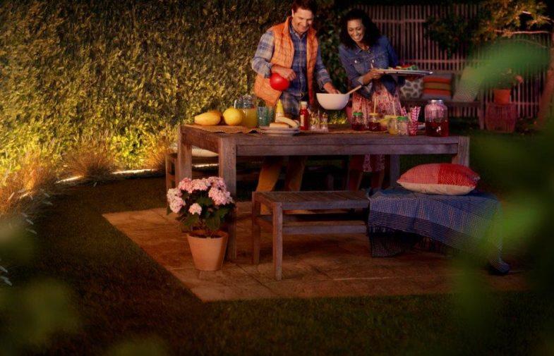 Taśma LED do ogrodu