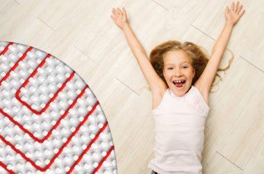 Zdrowy system grzewczy – ogrzewanie podłogowe