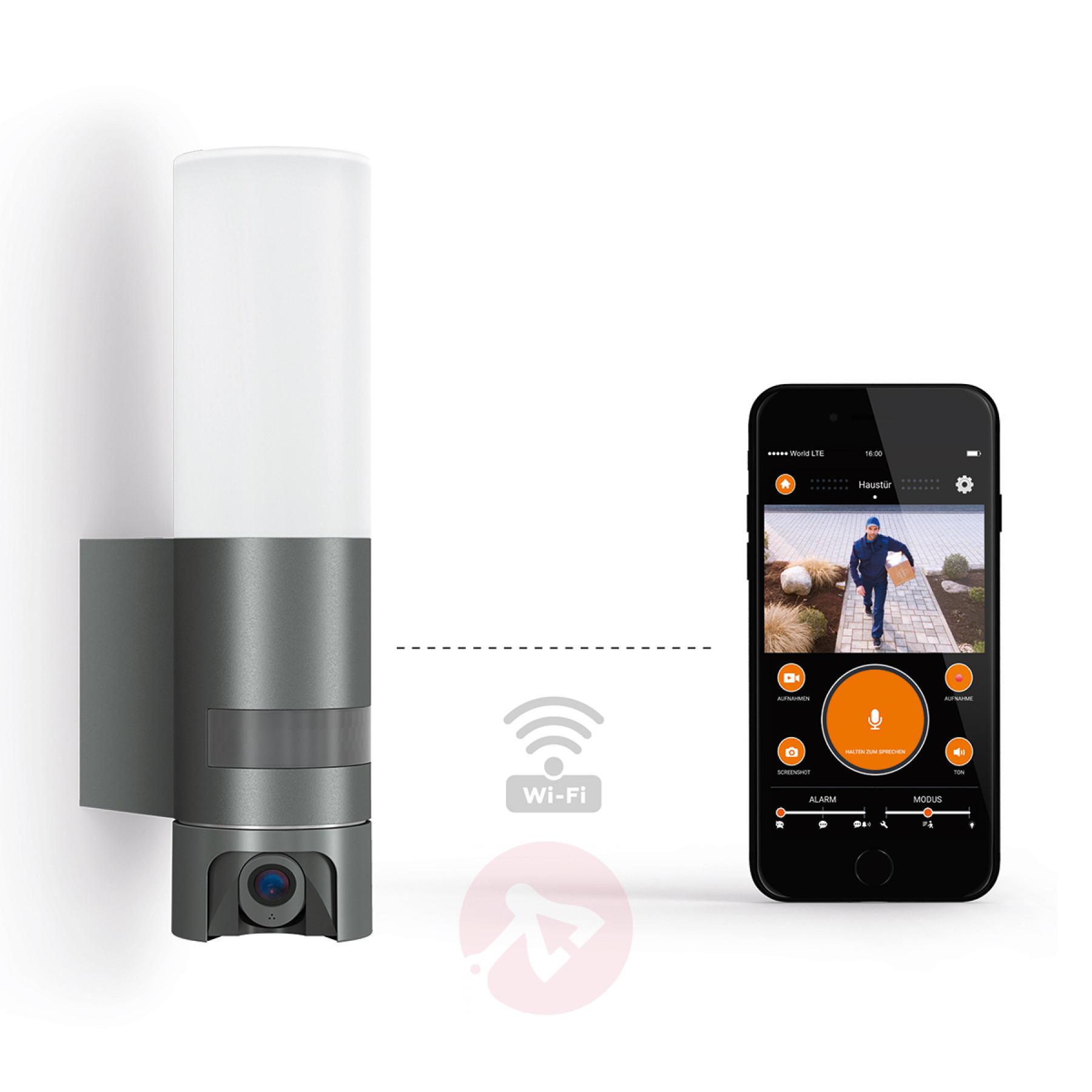 Kinkiet, domofon i kamera w jednym - Steinel Cam Light