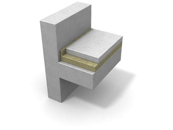 Podłoga pływająca na stropie betonowym