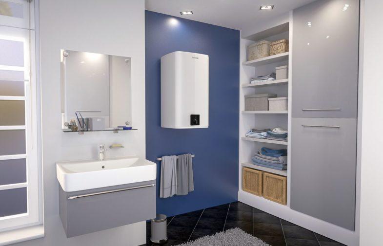 Elektryczny ogrzewacz wody o pojemności od 30 do 150 litrów
