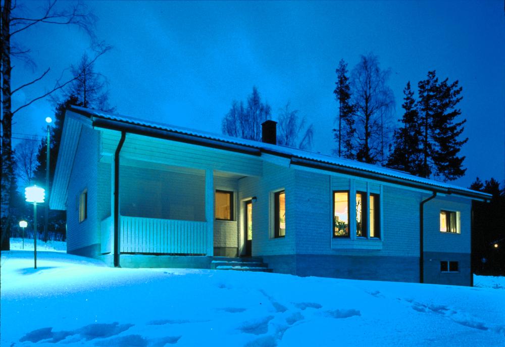 Dobrze ocieplony dom to ciepło zimą, a chłód latem.
