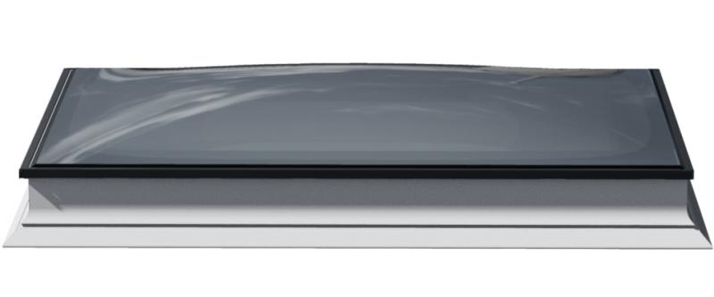 Okno Okpol model Spherline w kształcie kopuły