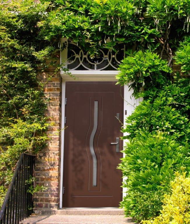 Drzwi wejściowe 4iQ model Herkules