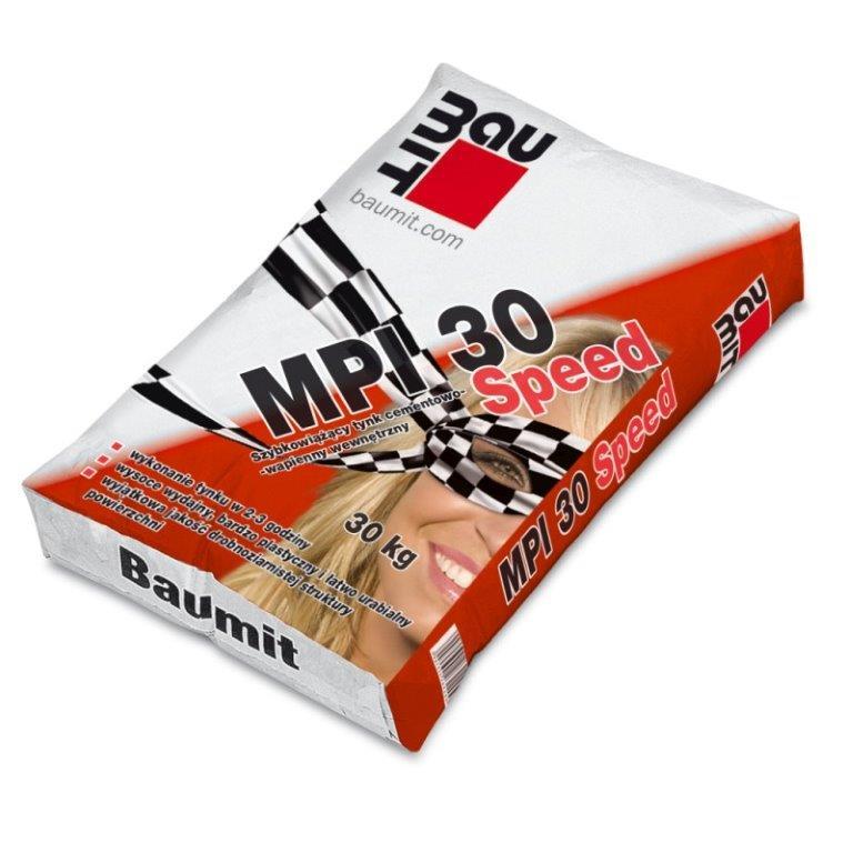 Tynk Baumit MPI 30 Speed