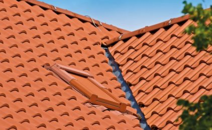 Co znaczy dachówka ceramiczna angobowana czy glazurowana?