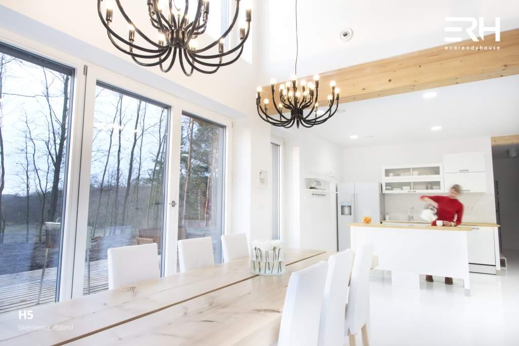Dom niskoenergetyczny - EcoReadyHouse - Multi Comfort Saint-Gobain