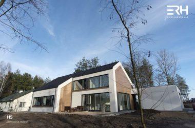 Przyszłość w niskoenergetycznym domu drewnianym