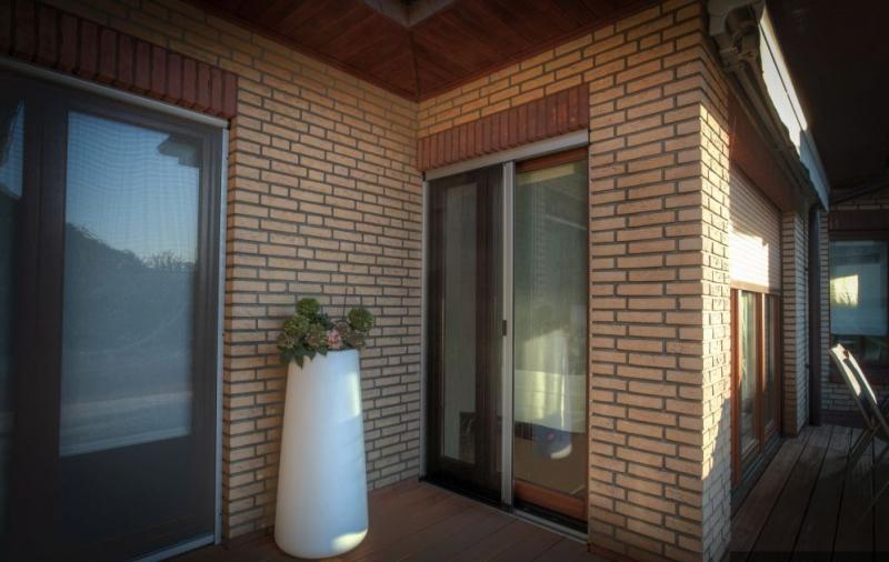 Moskitiera na drzwiach tarasowych - Roletix