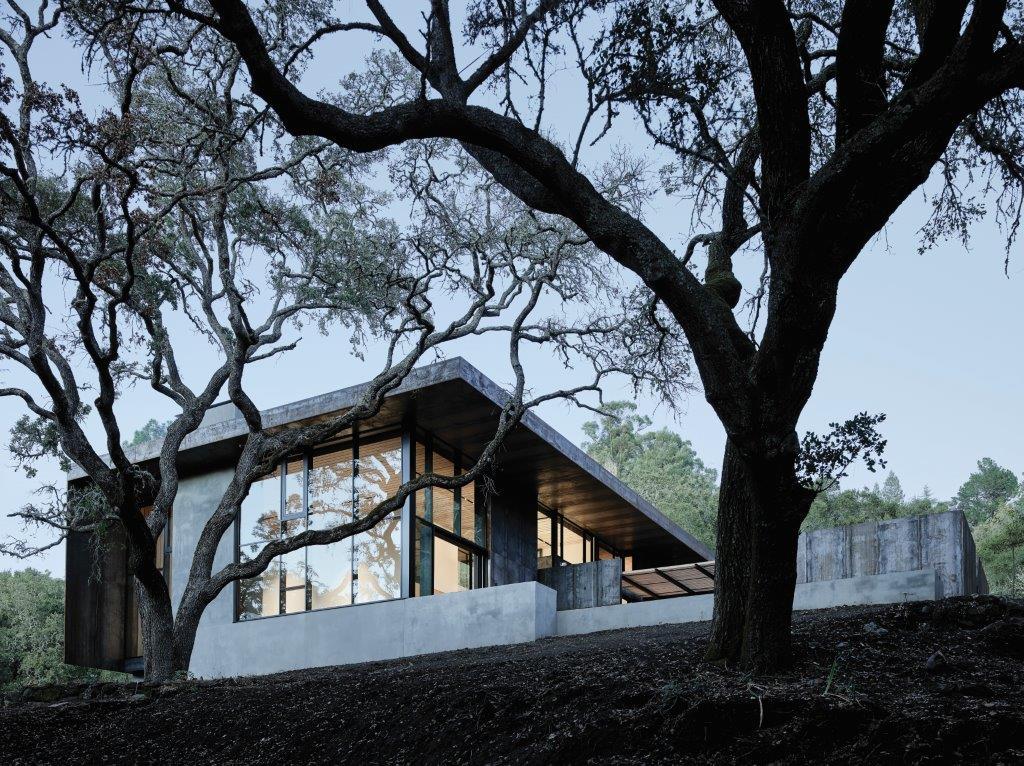 pasywny dom w Kaliforni - architekt: Faulkner Architects, fotograf: Joe Fletcher