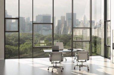Nowe energooszczędne okno aluminiowe