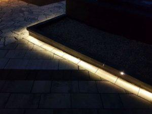Płyty z podświetleniem - Model Flesz Polbruk