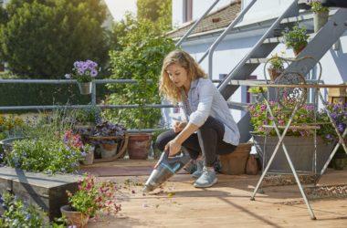 Odkurzacz do domu i ogrodu