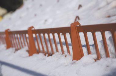 System ochrony dachu przed śniegiem i lodem