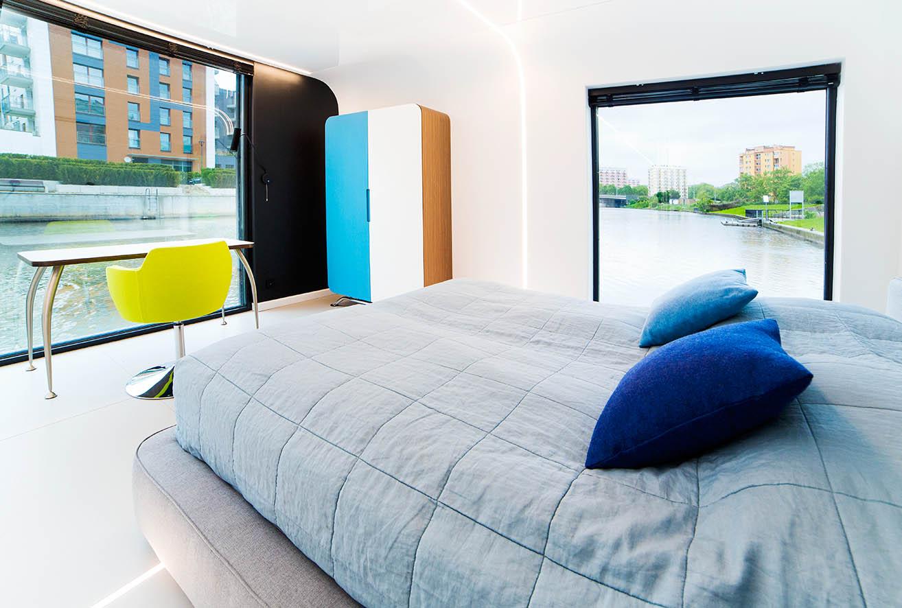 FloHotel sypialnia