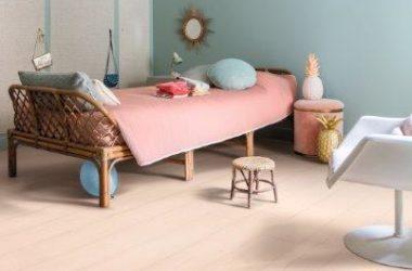 Podłogi laminowane, które do złudzenia przypominają drewno