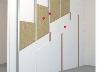 Jaka powinna być izolacyjność akustyczna ścian działowych?