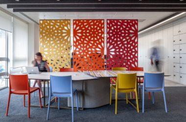 Ścianki i panele akustyczne – do biur i nie tylko