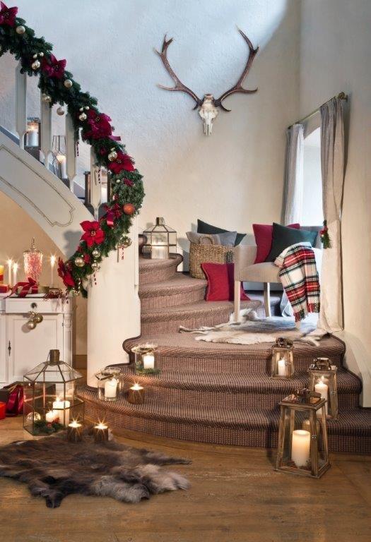dekoracja schodów - pomysł Westwing