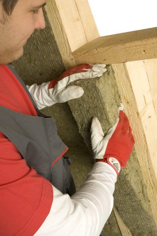 Izolacja akustyczna ścian działowych - wełna kamienna Paroc