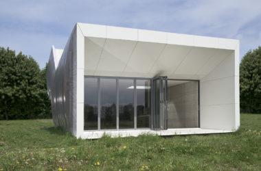 Dom Robak – zobacz, jak wygląda ekologiczny dom przyszłości?