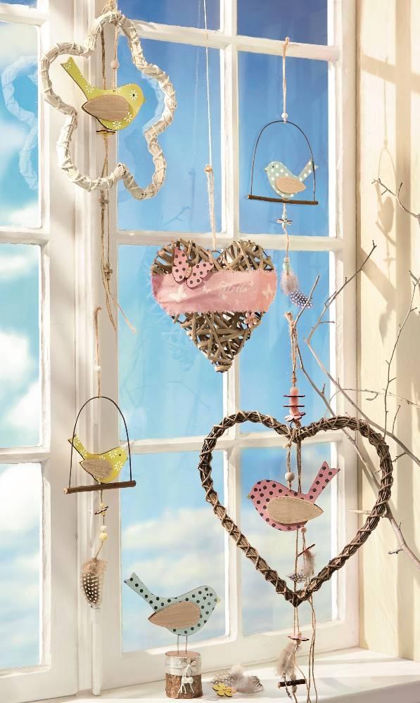KiK dekoracje w oknie