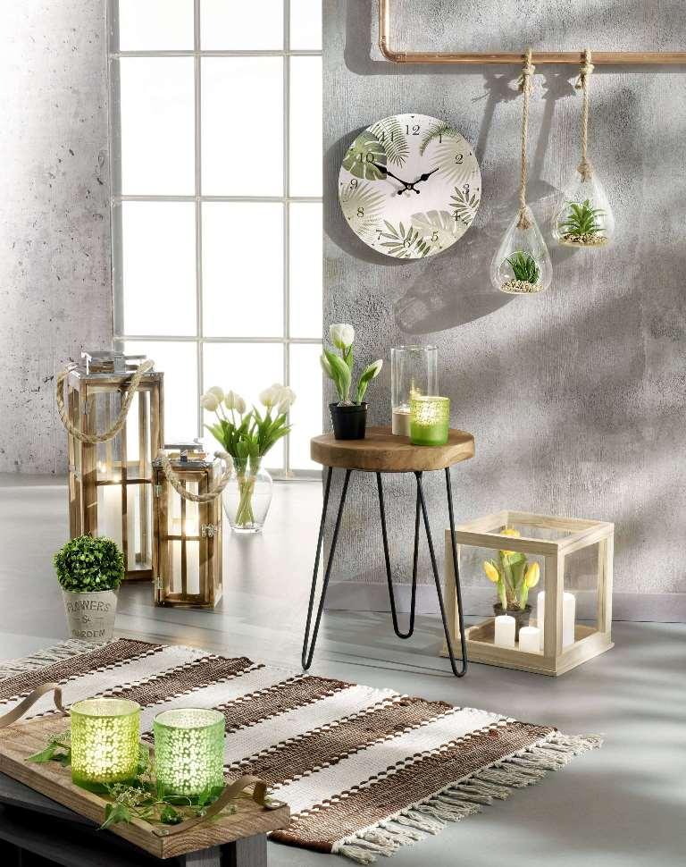 KiK dekoracje w zieleni