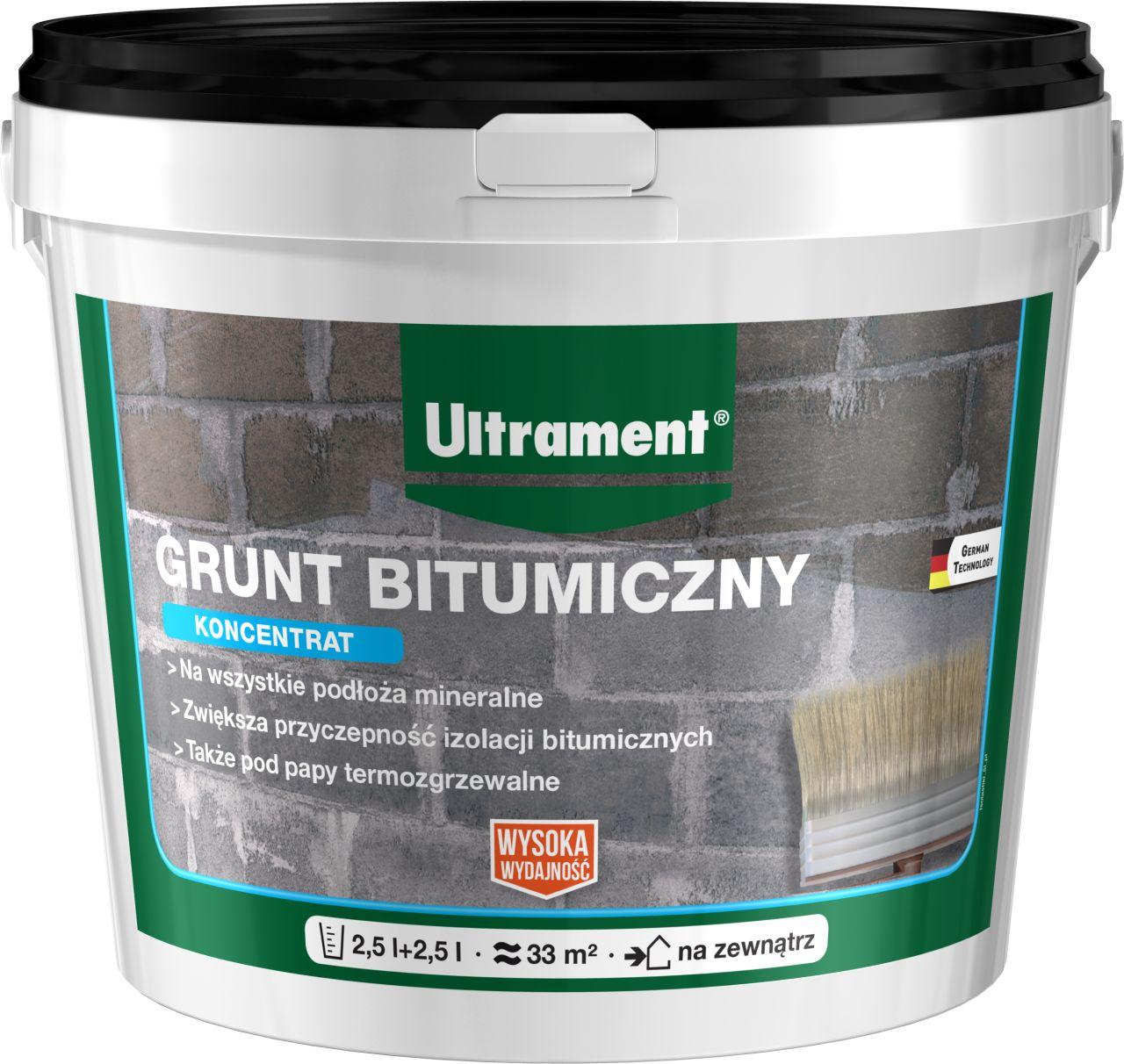 Produkty do izolacji Ultrament
