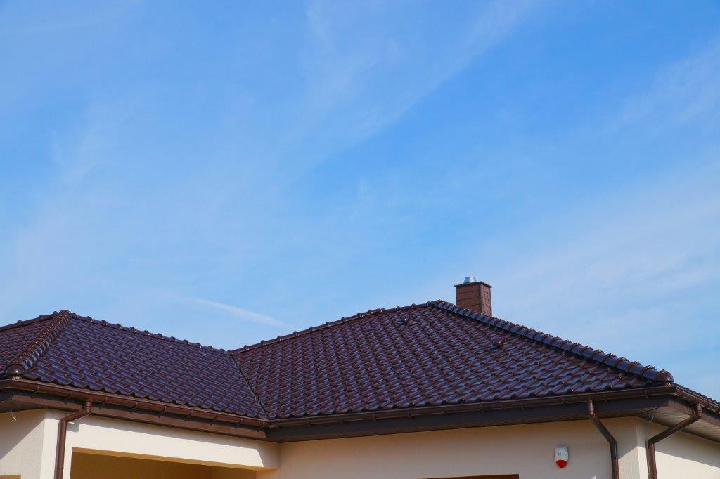 Dach dobrze uszczelniony