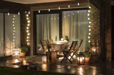 Paleniska ogrodowe – nowoczesna dekoracja tarasu i ogrodu