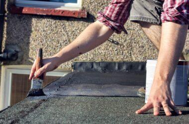 Naprawa i renowacja dachu z papy