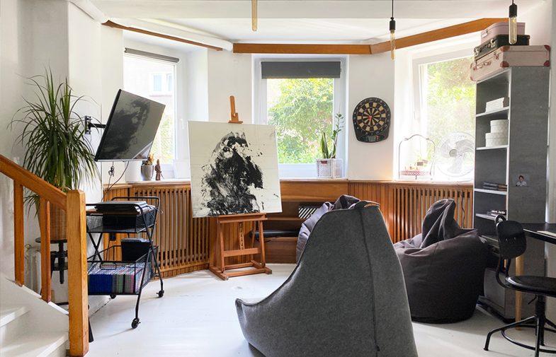 Jak i czym pomalować starą drewnianą podłogę